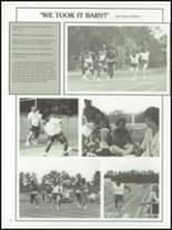 1991 LaGrange High School Yearbook Page 158 & 159