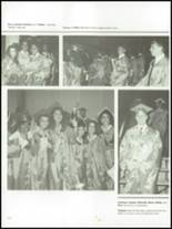 1991 LaGrange High School Yearbook Page 166 & 167