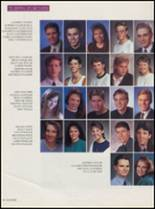 1991 Glencoe High School Yearbook Page 42 & 43