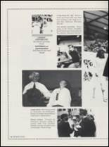 1991 Glencoe High School Yearbook Page 106 & 107