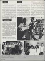 1991 Glencoe High School Yearbook Page 124 & 125