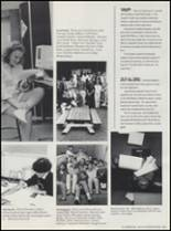 1991 Glencoe High School Yearbook Page 152 & 153
