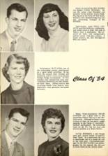 1954 Medicine Lake High School Yearbook Page 16 & 17