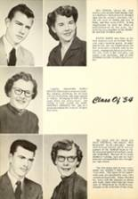1954 Medicine Lake High School Yearbook Page 18 & 19