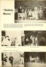 1954 Medicine Lake High School Yearbook Page 30 & 31