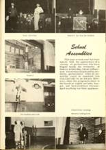 1954 Medicine Lake High School Yearbook Page 34 & 35