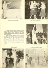 1954 Medicine Lake High School Yearbook Page 38 & 39