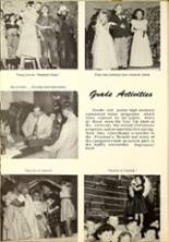 1954 Medicine Lake High School Yearbook Page 40 & 41