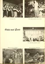 1954 Medicine Lake High School Yearbook Page 42 & 43
