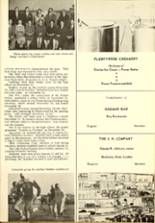 1954 Medicine Lake High School Yearbook Page 46 & 47