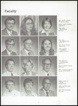 1976 St. James High School Yearbook Page 12 & 13