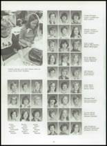 1976 St. James High School Yearbook Page 20 & 21