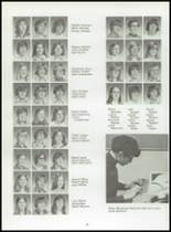 1976 St. James High School Yearbook Page 24 & 25