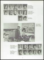 1976 St. James High School Yearbook Page 26 & 27
