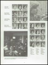 1976 St. James High School Yearbook Page 30 & 31