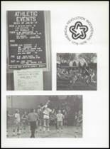 1976 St. James High School Yearbook Page 32 & 33