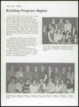 1976 St. James High School Yearbook Page 38 & 39