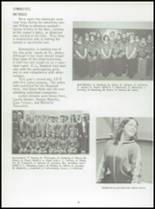 1976 St. James High School Yearbook Page 42 & 43