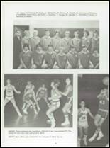 1976 St. James High School Yearbook Page 44 & 45