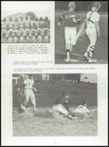 1976 St. James High School Yearbook Page 50 & 51