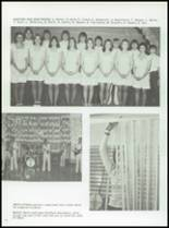 1976 St. James High School Yearbook Page 76 & 77