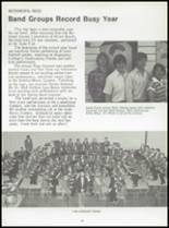 1976 St. James High School Yearbook Page 84 & 85