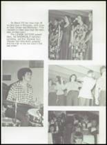 1976 St. James High School Yearbook Page 92 & 93