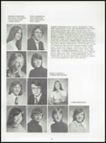 1976 St. James High School Yearbook Page 98 & 99