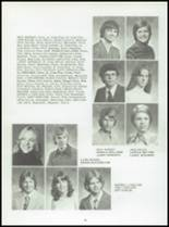 1976 St. James High School Yearbook Page 100 & 101