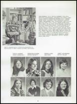 1976 St. James High School Yearbook Page 102 & 103