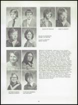 1976 St. James High School Yearbook Page 108 & 109