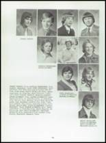 1976 St. James High School Yearbook Page 110 & 111