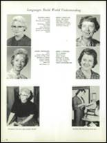 1966 Newcomerstown High School Yearbook Page 14 & 15
