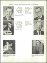 1966 Newcomerstown High School Yearbook Page 16 & 17