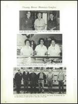 1966 Newcomerstown High School Yearbook Page 20 & 21