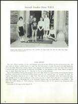 1966 Newcomerstown High School Yearbook Page 22 & 23