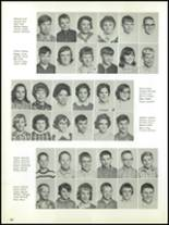 1966 Newcomerstown High School Yearbook Page 24 & 25