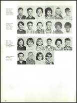 1966 Newcomerstown High School Yearbook Page 34 & 35