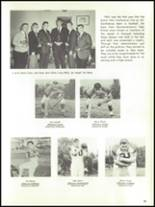 1966 Newcomerstown High School Yearbook Page 42 & 43