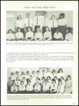 1966 Newcomerstown High School Yearbook Page 54 & 55