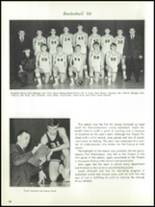 1966 Newcomerstown High School Yearbook Page 58 & 59