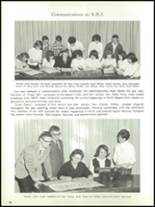 1966 Newcomerstown High School Yearbook Page 72 & 73
