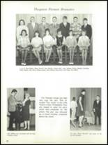 1966 Newcomerstown High School Yearbook Page 74 & 75