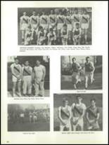 1966 Newcomerstown High School Yearbook Page 84 & 85