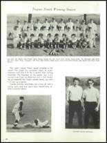 1966 Newcomerstown High School Yearbook Page 86 & 87