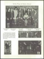1966 Newcomerstown High School Yearbook Page 92 & 93