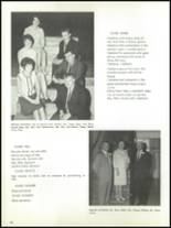 1966 Newcomerstown High School Yearbook Page 100 & 101