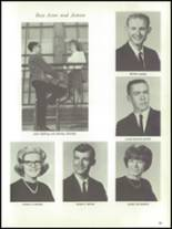 1966 Newcomerstown High School Yearbook Page 102 & 103