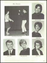 1966 Newcomerstown High School Yearbook Page 104 & 105