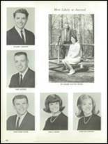1966 Newcomerstown High School Yearbook Page 110 & 111